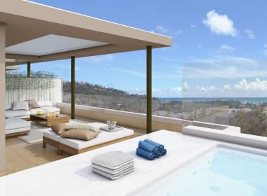 Botanic-Apartments-Sea-Views-property-for-sale-new-development-Costa-del-Sol-Estepona-Marbella-Callow-Estates-views-terrace-penthouse