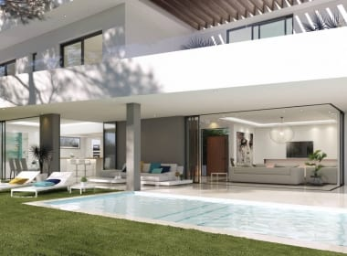 Marein-Collection-Elviria-villas-new-golden-mile-estepona-new-build-for-sale-Marbella-Callow-estates-Costa-del-Sol-properties-pool2