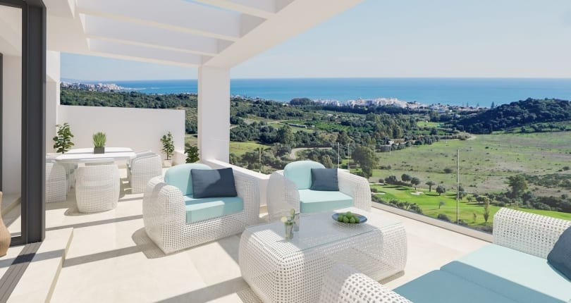 Great Value Holiday Home Options for Golfers on the Costa Del Sol