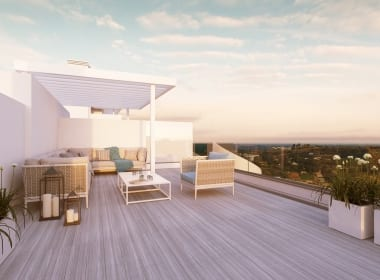 Oceana-views-collection-new-build-Cancelada-new-development-Costa-del-Sol-Callow-Estates-Oceana-View-Exterior-4-ATARDECER