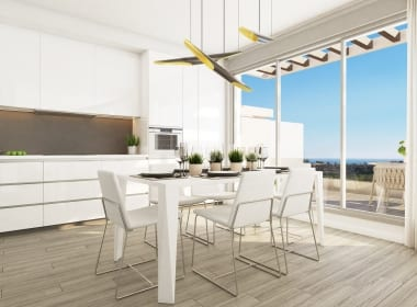 Oceana-views-collection-new-build-Cancelada-new-development-Costa-del-Sol-Callow-Estates-Oceana-View-Interior-apartamento-cocina