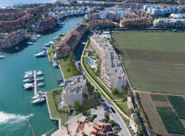 Pier_apartments_Sotogrande-property-for-sale-new-development-Costa-del-Sol-Estepona-Marbella-Callow-Estates-aerial
