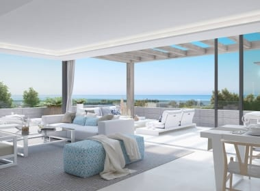 Syzygy-The-Residence-Seaviews-property-for-sale-Costa-del-Sol-Cancelada-Salón-Vistas