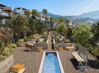 Be-Lagom-Benahavis-Callow-Estates-Real-Estate-Sustainable-Garden-View