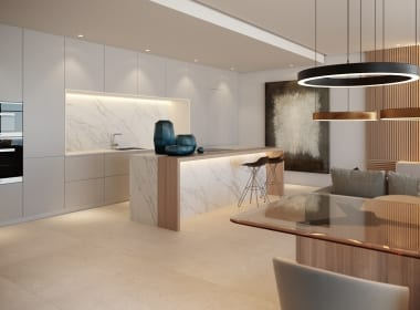 The-View-Marbella-New-Build-Apartments-Marbella-Kitchen