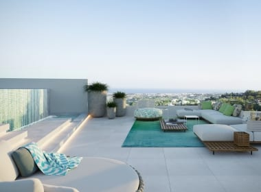 The-View-Marbella-New-Build-Apartments-Marbella-Roof-Top-Pool