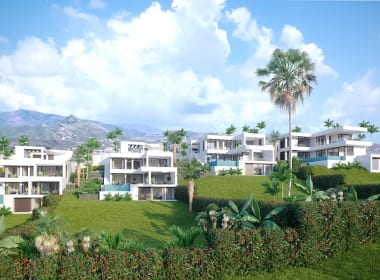 The-View-Callow-Estates-New-Modern-Villas-New-Golden-Mile-Exterior