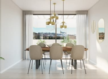 navigolf-callow-estates-moder-apartments-la-cala-de-mijas-dining-area