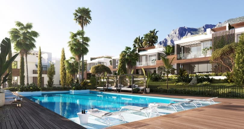 ASG Homes to Invest €38 Million in Sierra Blanca.