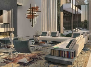The Hills - Villa 6 - Living Room 2