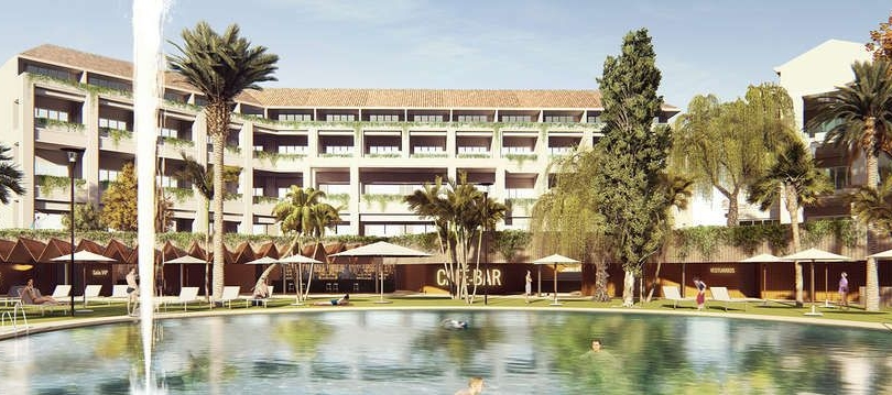 Casares will have a five-star luxury Hilton in 2022